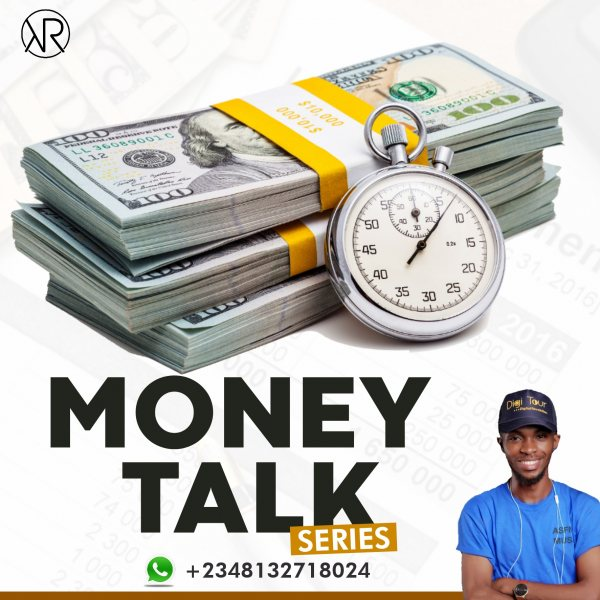 MONEY TALK With Ronald Kenneth