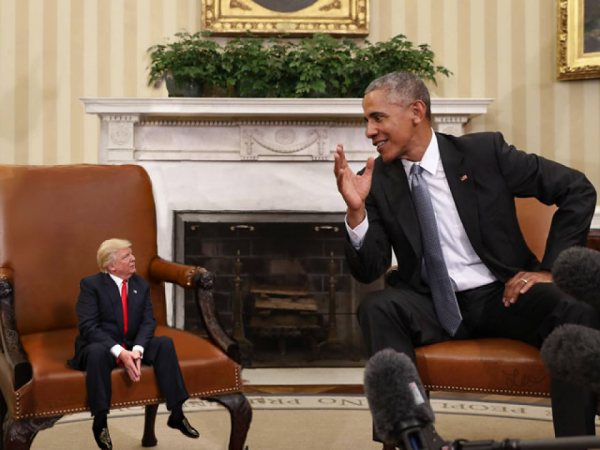 Tiny Trump Photos That Are Bringing Down The Internet