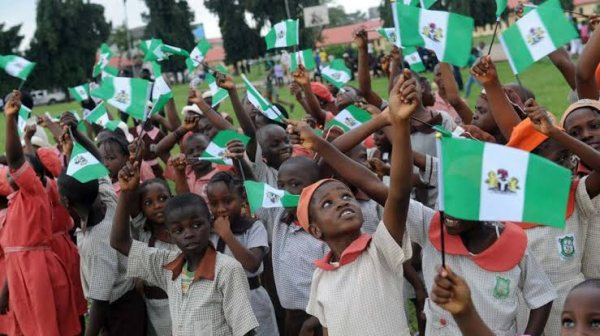 Children's Day - The Dream They Will All Wake Up To In Nigeria